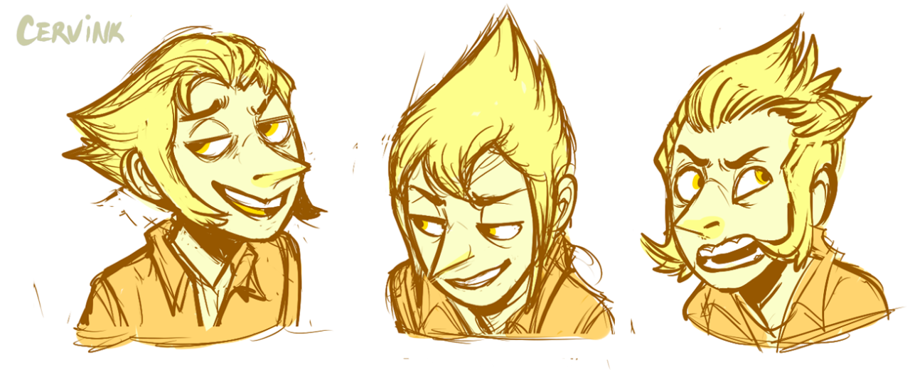 Figuring out yellow pearls anime Vegeta hair. Still figuring it out.
