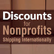 Nonprofits can save 40% off their annual courier and shipping costs.