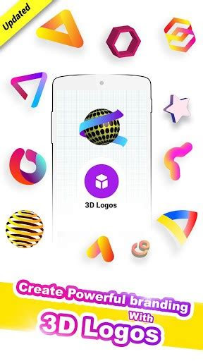 logo maker logo design generator apk   android