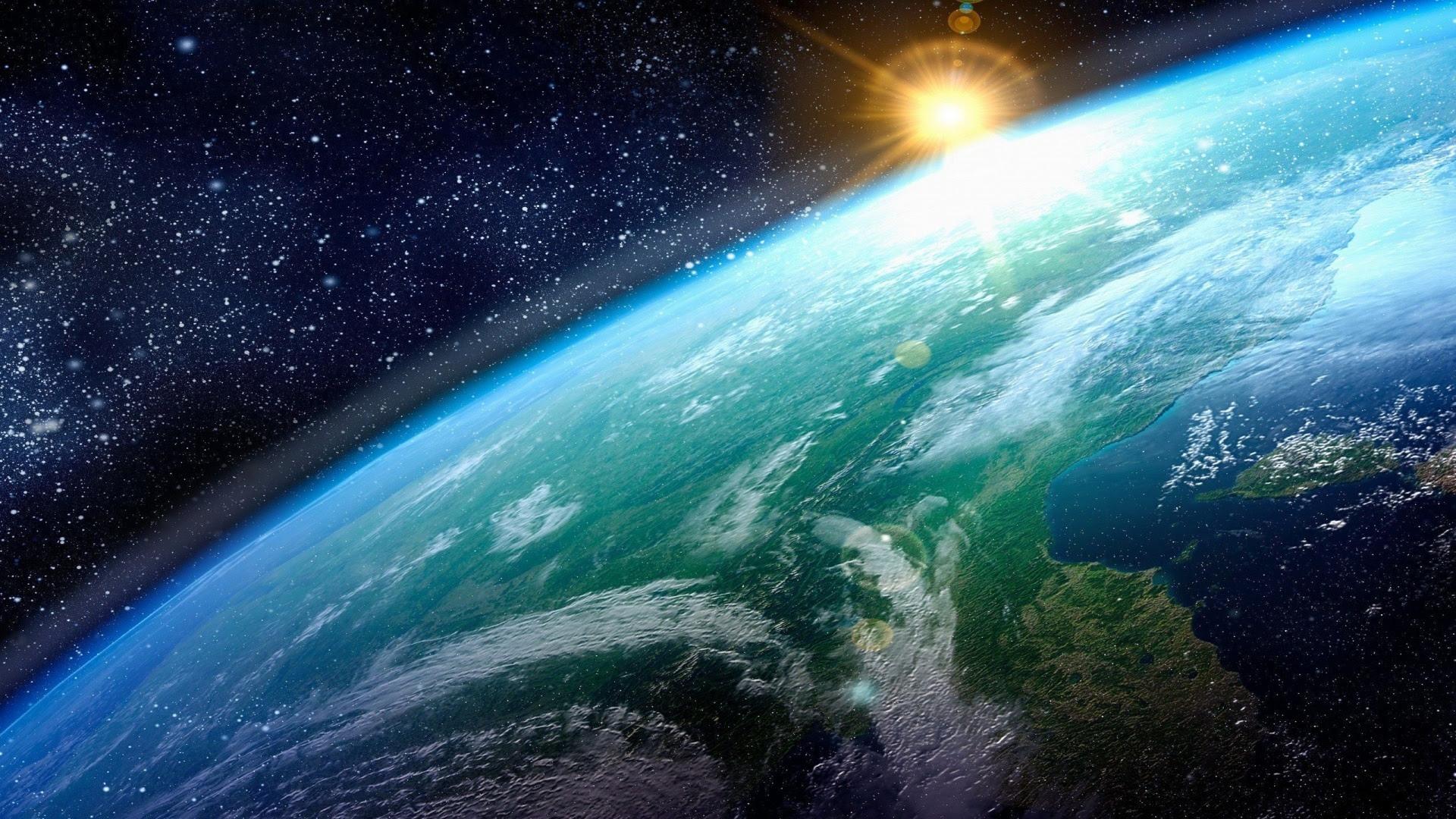 Bumi Dihamparkan (Bulat atau Datar) - NORTAQIFA ABD SHAIDI