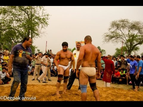 Bali Village Dangal, Jeetu vs Hariom