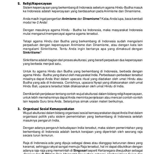 Contoh Asimilasi Dan Akulturasi Contoh Waouw Download Gambar Online