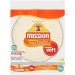 Mission Super Soft Tortilla, Flour, Soft Taco - 20 tortillas, 35 oz