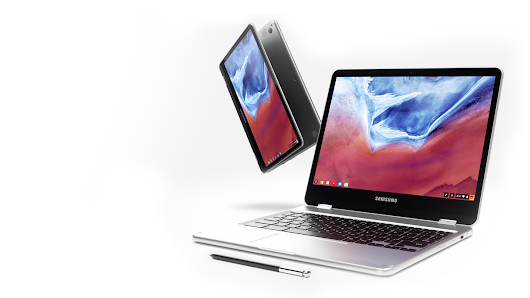 A new generation of Chromebooks, designed to work with millions of apps
