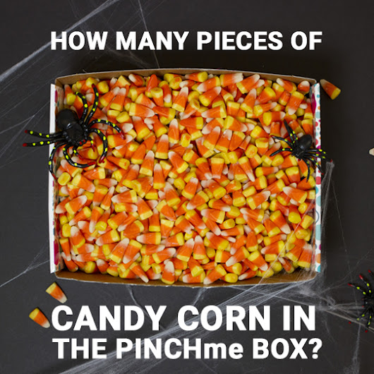PINCHme Halloween Giveaway!