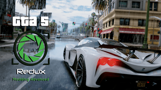 [Guide] How To Download & Install GTA V Redux Mod - 100% Working