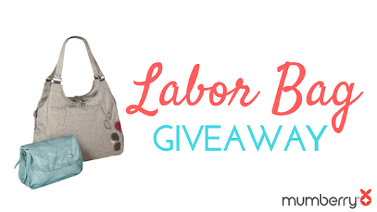 Mumberry's Labor Day Labor Bag Giveaway - Mumberry