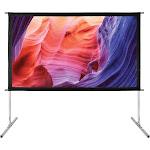 GPX PJS709 Indoor-Outdoor Projection Screen (70 inch)