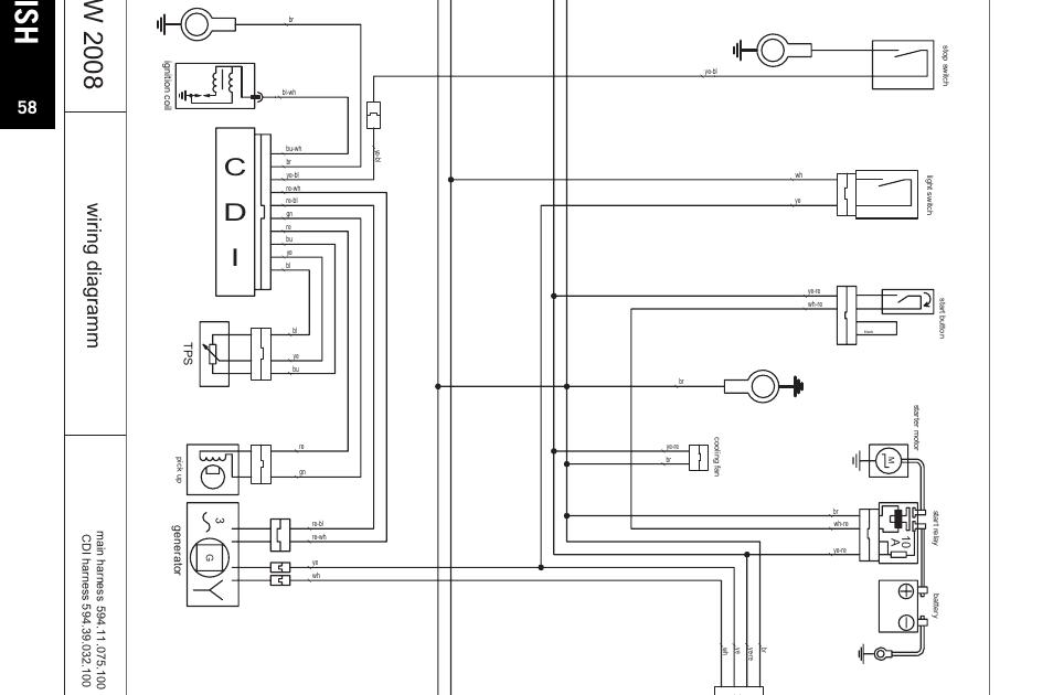 Ktm 300 Headlight Wiring