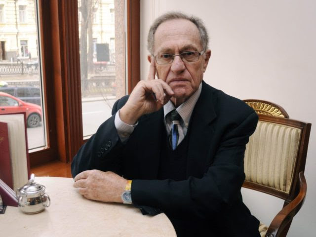 Alan Dershowitz (Sergei Chuzavkov / Associated Press)