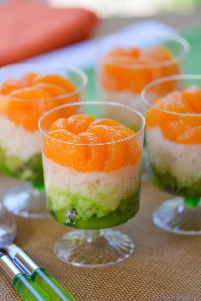 Lightened Up Sweet Coconut Rice Recipe   ChefDeHome.com