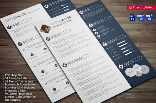 sakawathossain3 : I will design creative resume,curriculum vitae, cv and cover letter for $10 on www.fiverr.com