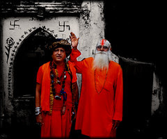 A Muslim Blogger In A Hindu Heartland by firoze shakir photographerno1
