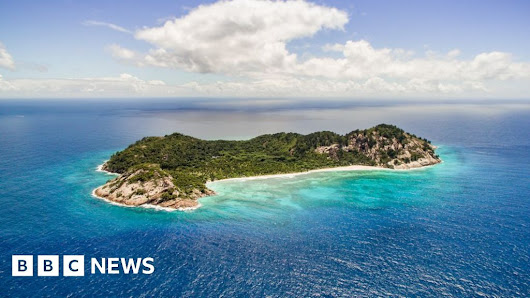 How super-rich tourism may help the planet - BBC News