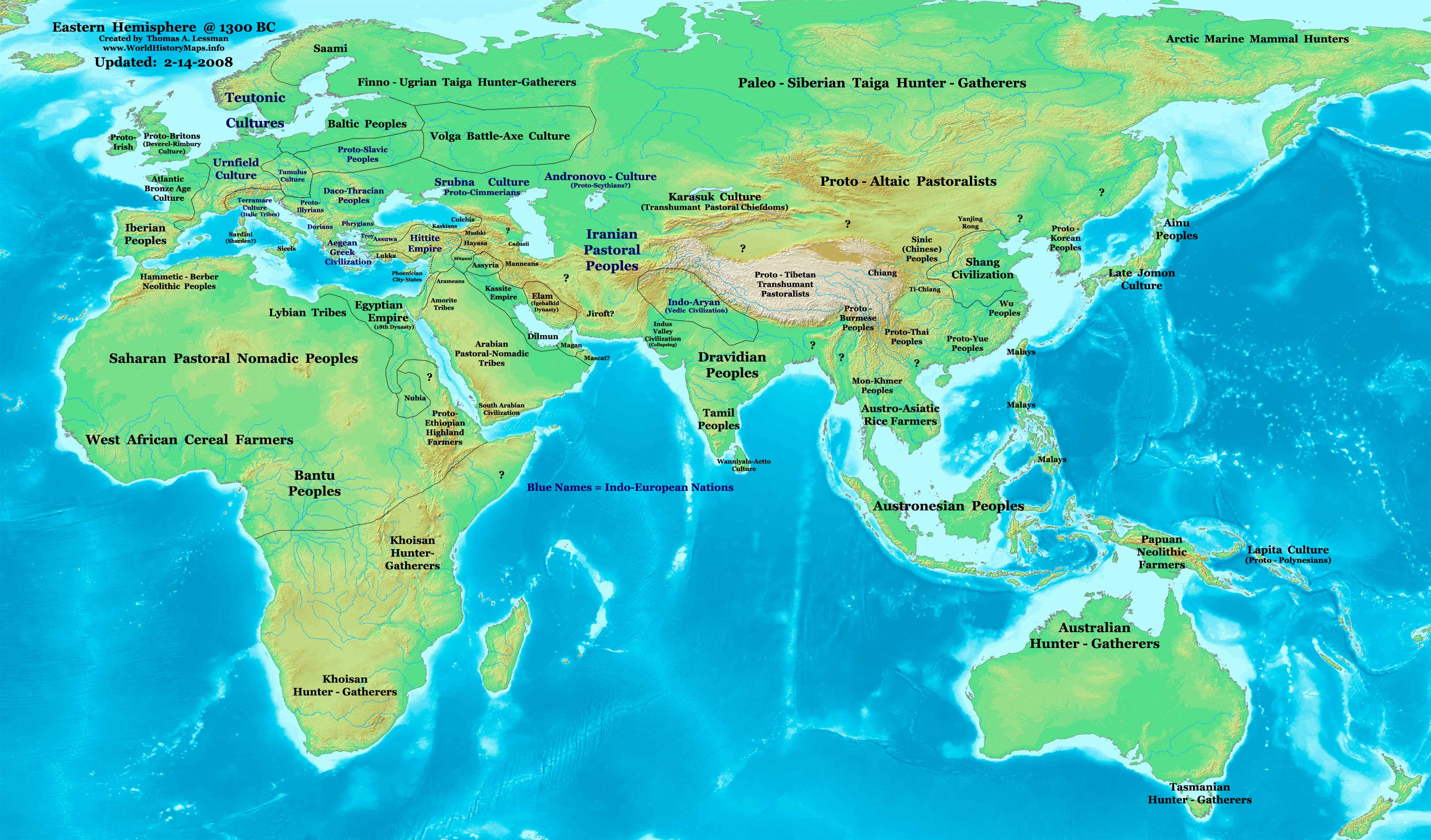 World Map 1500s World Map