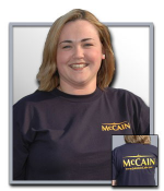 McCain 2008 Navy T-Shirt