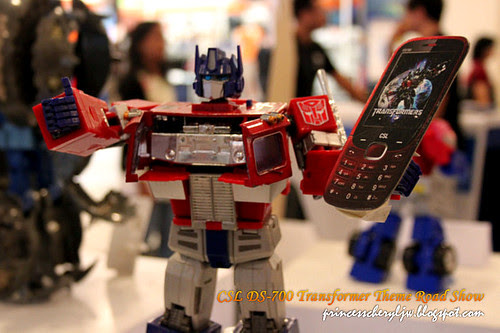 CSL DS700 Optimus Prime 03