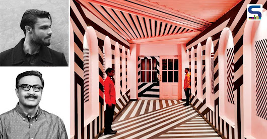 The Pink Zebra At Kanpur By Renesa Architecture Design Interiors