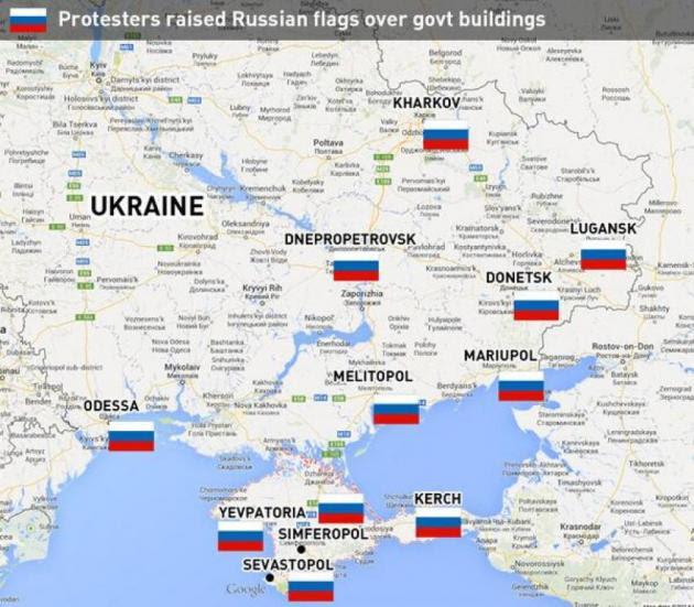 Το NATO έχει δεμένα χέρια για το θέμα Ουκρανία! Πολιτική λύση αναζητούν και οι στρατιωτικοί