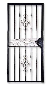 Wrought Iron Front Gate Door For Private Apartments Dbss And Hdb