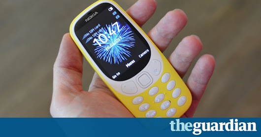 The Nokia 3310 is back - and it even has Snake | Technology | The Guardian
