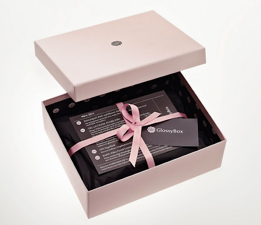 10-second tip: get a year of Glossybox for over 50% off. - Points and Pixie Dust