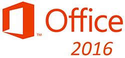 Office 2016 logo