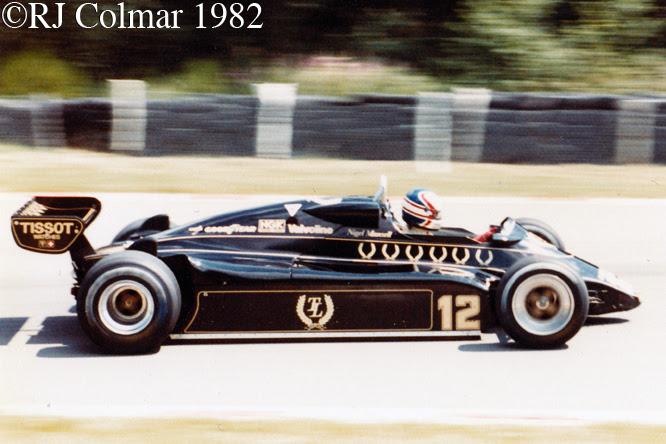 Lotus Ford 91, British Grand Prix, Brands Hatch
