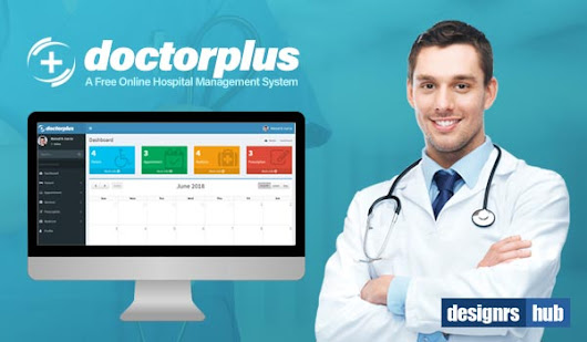 DoctorPlus: A Free Online Hospital Management System