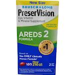 PreserVision AREDS 2 Eye Vitamin & Mineral Supplem