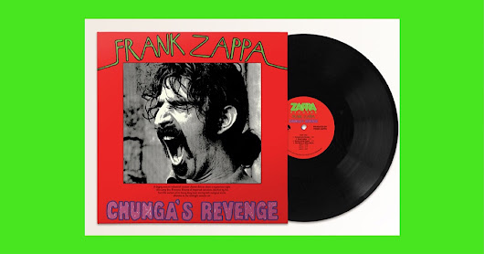 Zappa Chunga's Revenge Has Last Laugh On New Pallas Vinyl Reissue, Tidal