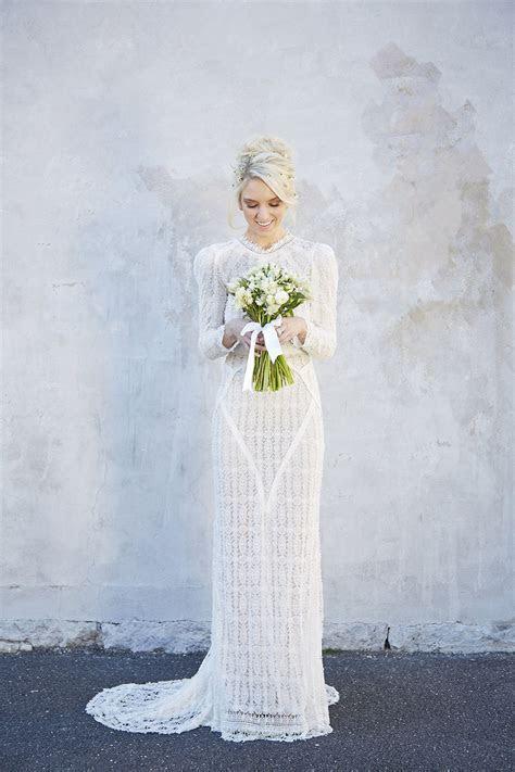 Georgia Young Couture   unique modern bridal design