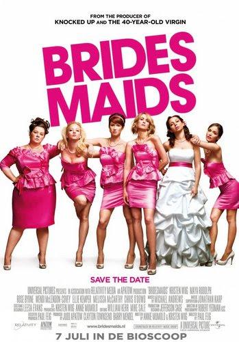póster de la película La venganza de las damas de honor