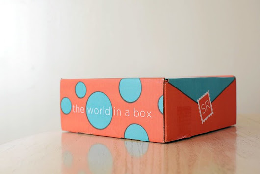 our first Surprise Ride box (and how to get yours free!)...