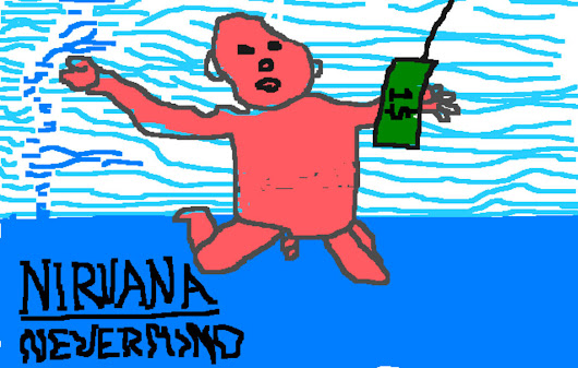 20 hilariously awful album covers redone with MS Paint - NME