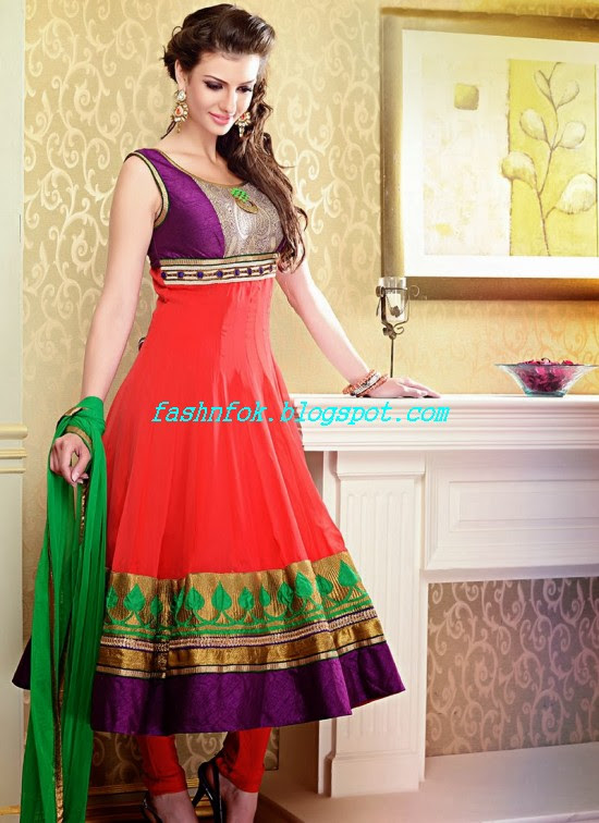 Beautiful-Gorgeous-Anarkali-Bridal-Wedding-Frock-New-Fashion-Trend-for-Cute-Girls-2013-14-17