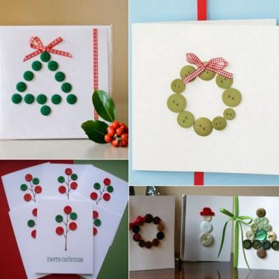 Gea educadores colecci n de ideas 2015 tarjetas de - Tarjetas de navidad faciles ...