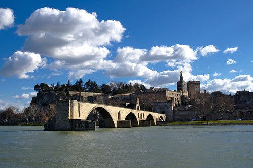 The bridge of Avignon