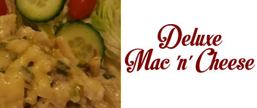 Deluxe Mac 'n' Cheese Slimming World Recipe - Shell Louise