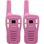 Cobra CX131A 18-mile Two-way Radio Pair - FRS/GMRS - 10 NOAA Channels