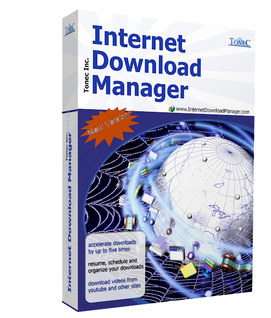 Internet Download Manager - Accelerate downloads by up to 5 times with Internet Download Manager!