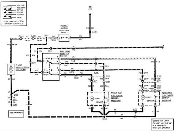 89 F150 Fuel Pump Wiring Diagram Wiring Diagram Local A Local A Maceratadoc It