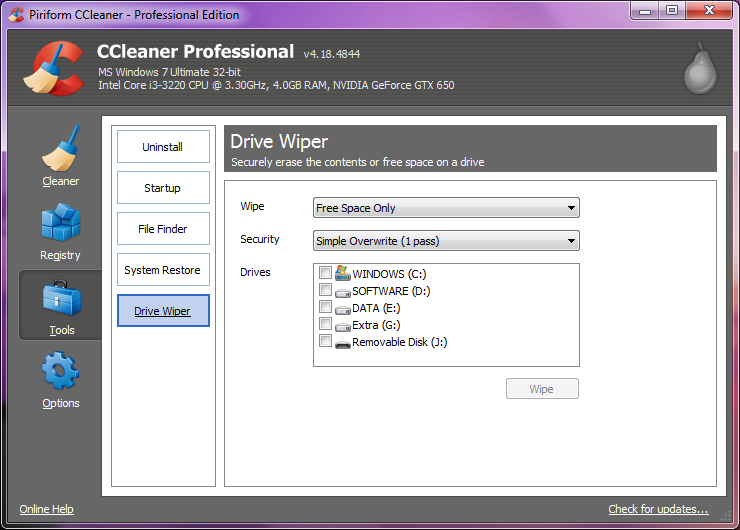 ccleaner professional plus latest version free download