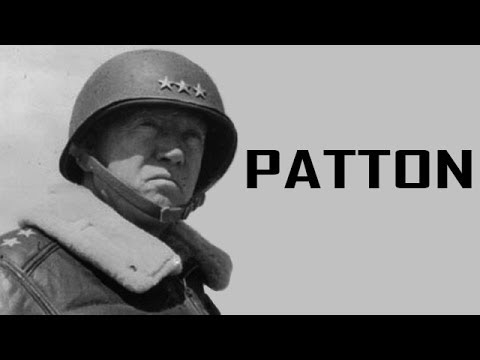 the military career and achievements of general george patton George patton - the master of and since childhood he read a lot of military history and intended to have a military career general george s patton jr died.