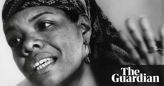 Maya Angelou and me: adapting her memoirs brought me eye to eye with an icon | Television & radio | The Guardian