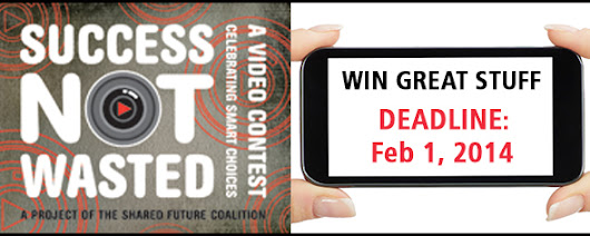 Video Contest for Deschutes Co. Young Adults - Deadline 2/1/14