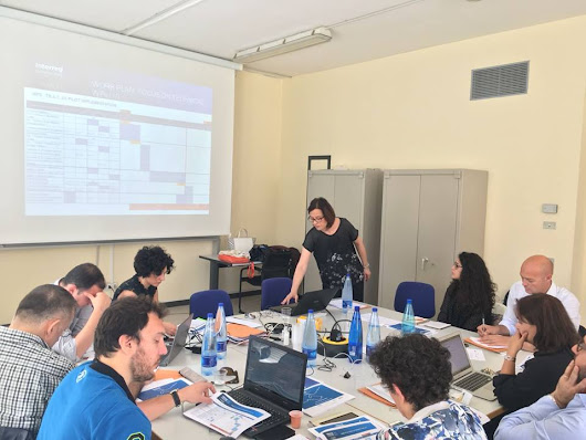 Kick-off meeting Traces Project: TRansnational Accelerator for a Cultural and Creative EcoSystem – Greece Italy
