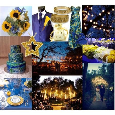 20 best Starry Night Wedding images on Pinterest   Bridal