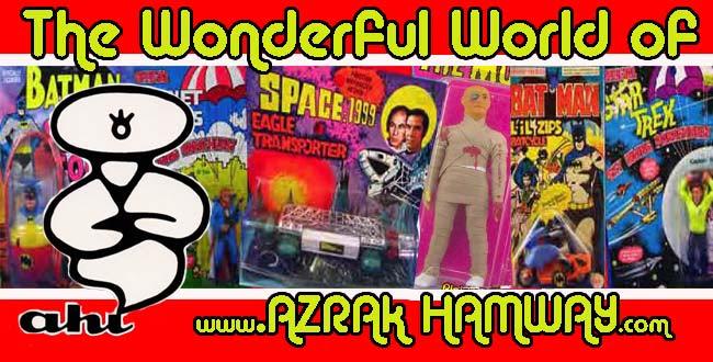 AHI Rack Toys