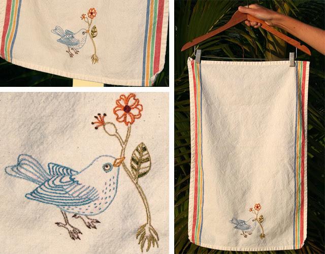Amanda's embroidery
